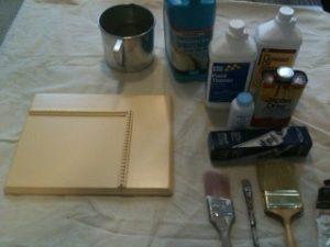 """Now You Know"" How to make your very own antique-furniture! (AKA PATINA/GLAZING)"