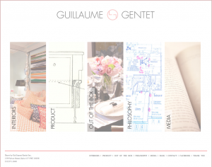 """Now You Know!"" Bye-bye portfolios, hello www.guillaumegentet.com!!"