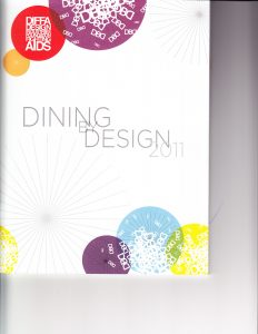 """Now You Know"" DIFFA – DINING BY DESIGN 2011"